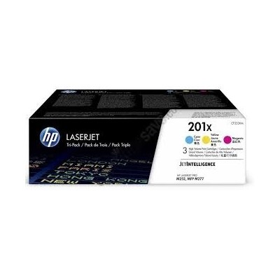 HP kassett No.201X Color (CF253XM) (CF401X+CF402X+CF403X)