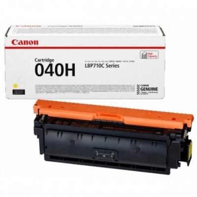 Canon tooner 040H Kollane (0455C001)