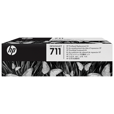 HP Printhead No.711 (C1Q10A)