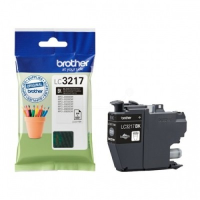 Brother Ink LC 3217 Must (LC3217BK)
