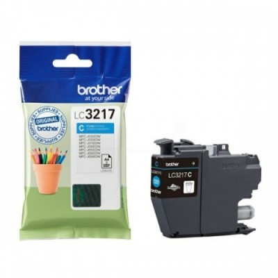 Brother Ink LC 3217 Sinine (LC3217C)
