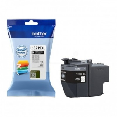 Brother Ink LC 3219 Must (LC3219XLBK)