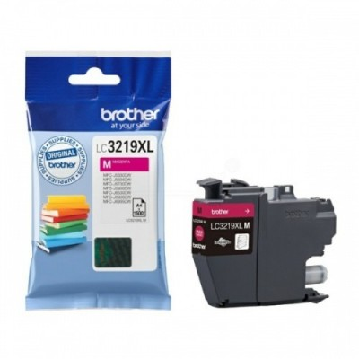 Brother Ink LC 3219 Roosa (LC3219XLM)