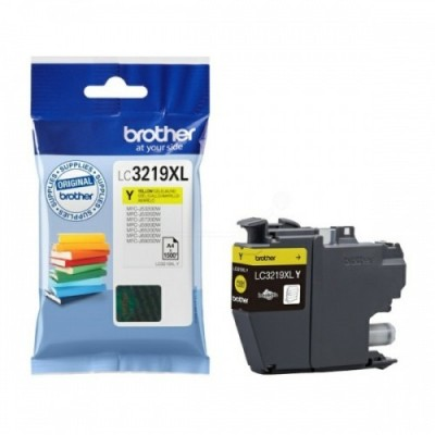 Brother Ink LC 3219 Kollane (LC3219XLY)