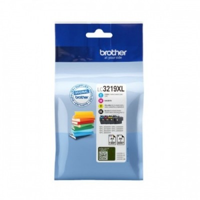 Brother Ink LC 3219 Multipack (LC3219XLVALDR)