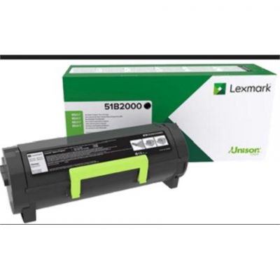 Lexmark kassett Must (51B2000) Return