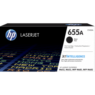 HP kassett No.655A Must (CF450A)