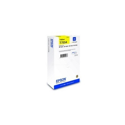 Epson kassett Kollane XL (C13T755440)