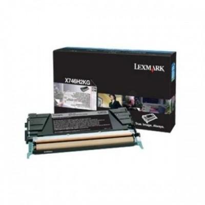 Lexmark kassett Must (X746H3KG)