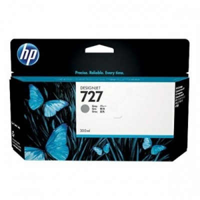 HP Ink No.727 Grey (F9J80A)