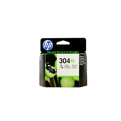 HP Ink No.304 XL Color (N9K07AE)