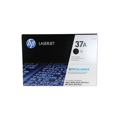HP kassett No.37A Must (CF237A)