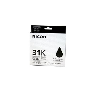 Ricoh Ink Cart. GC31K Must (405688)