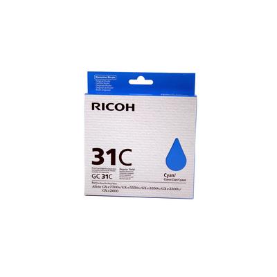 Ricoh Ink Cart. GC31C Sinine (405689)