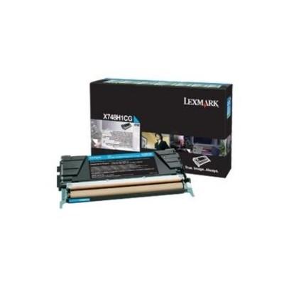 Lexmark kassett Sinine (X748H3CG) Corporate