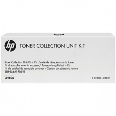 HP Waste tooner Bottle (CE980A)