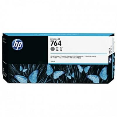 HP Ink No.764 Gray (C1Q18A)