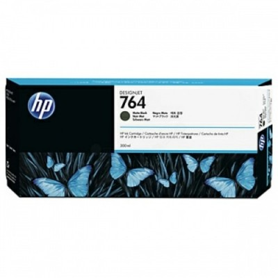 HP Ink No.764 Matt Must (C1Q16A)