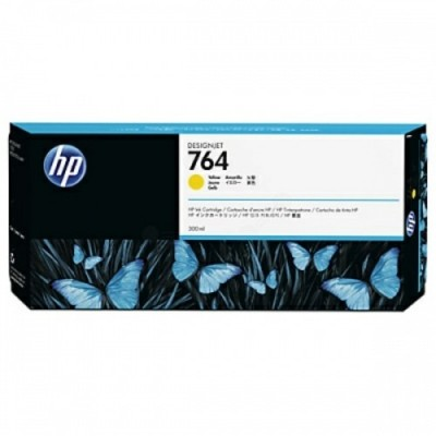 HP Ink No.764 Kollane (C1Q15A)
