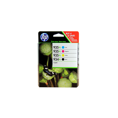 HP Ink No.934XL/935XL (X4E14AE)