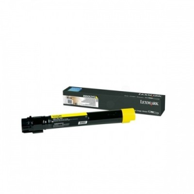 Lexmark kassett Kollane (X950X2YG)