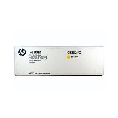 HP  kassett No.824A Kollane (CB382YC)