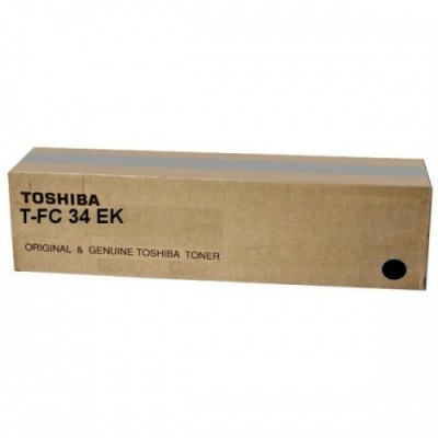 Toshiba toonerikassett black (6A000001530, TFC34EK)