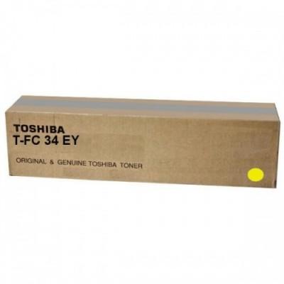 Toshiba tooner T-FC34EY Kollane (6A000001525)