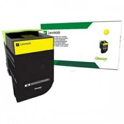 Lexmark kassett Kollane Return 2,3K (71B20Y0)