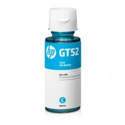 HP GT52 70-ml Sinine Original Ink Bottle (M0H54AE)