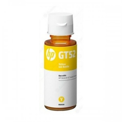 HP GT52 70-ml Kollane Original Ink Bottle (M0H56AE)
