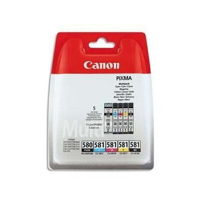 Canon Ink PGI-580/CLI-581 Multipack (2078C006AA/ 2078C005)
