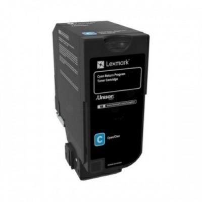 Lexmark kassett Sinine (74C2HCE/ 74C2HC0 )