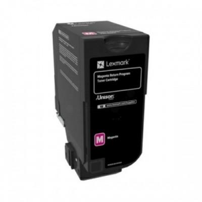 Lexmark kassett Roosa (74C2HME/ 74C2HM0 )
