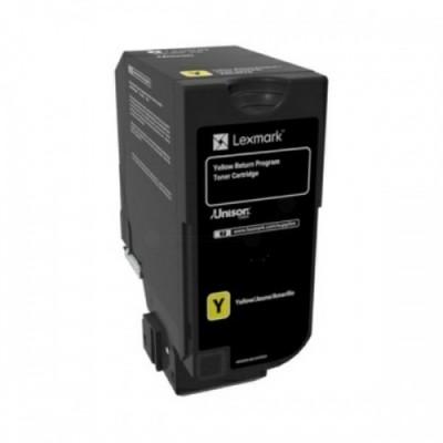 Lexmark kassett Kollane (74C2HYE/ 74C2HY0 )