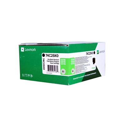 Lexmark kassett Must (74C2SKE/ 74C2SK0 )