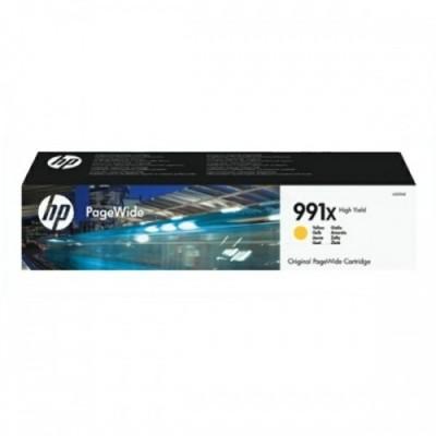 HP kassett No.991X Kollane (M0J98AE)