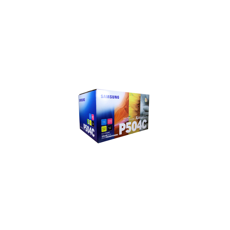 Samsung Rainbow Kit CLT-P504C (SU400A)
