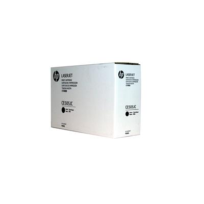 HP CONTRACT kassett No.05X Must (CE505JC)