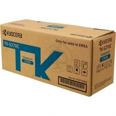 Kyocera tooner TK-5270C tooner-Kit Sinine (1T02TVCNL0)