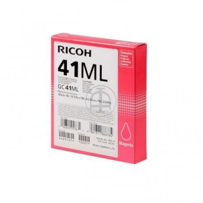 Ricoh Ink GC41 Roosa Low 0,6k 405767