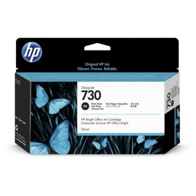 HP 730 130-ml Photo Must DesignJet Ink kassett (P2V67A)