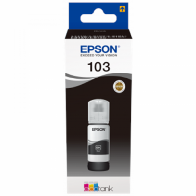 Epson 103 EcoTank Must (C13T00S14A) 65ml