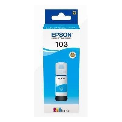Epson 103 EcoTank Sinine (C13T00S24A) 65ml
