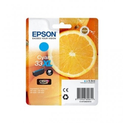 Epson Ink Sinine No.33XL (C13T33624012)