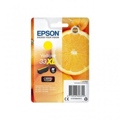 Epson Ink Kollane No.33XL (C13T33644012)