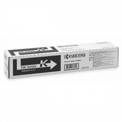 Kyocera TK-5205BK Must (1T02R50NL0)