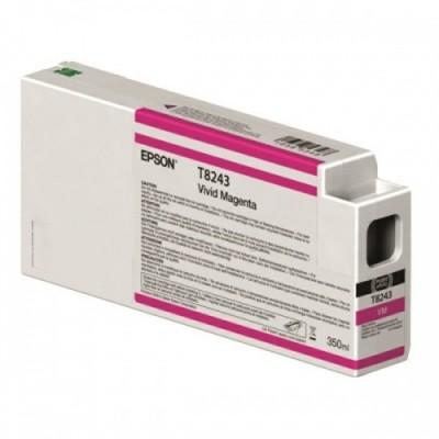 Epson Ink T824300 Vivid Roosa (C13T824300)