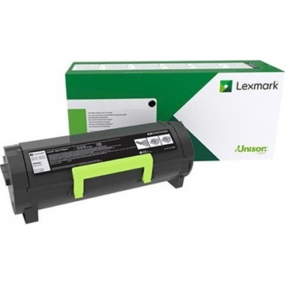 Lexmark toonerikassett return black (56F2U00)