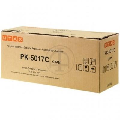 Utax toonerikassett cyan PK5017C (1T02TVCUT0)